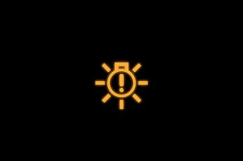 What Does The Light Bulb With Exclamation Point Icon Mean In My Vw