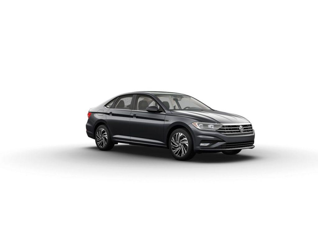 Platinum Gray Metallic 2020 Volkswagen Jetta