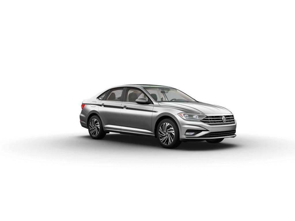 Pyrite Silver Metallic 2020 Volkswagen Jetta