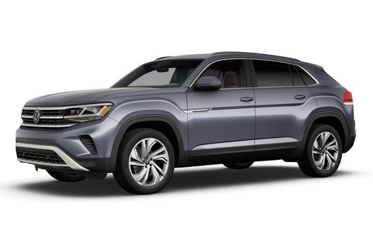 Platinum Gray 2020 Volkswagen Atlas Cross Sport