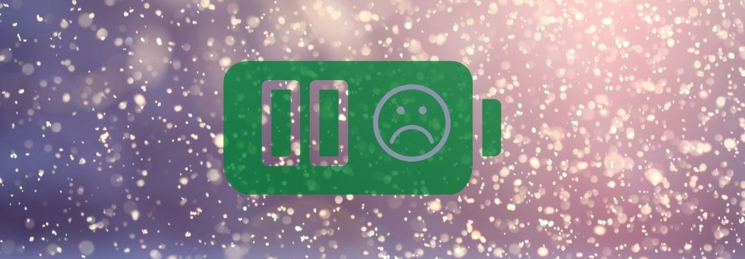 Are EVs less efficient in the cold?