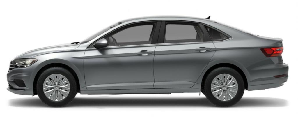 2020 VW Jetta exterior side profile