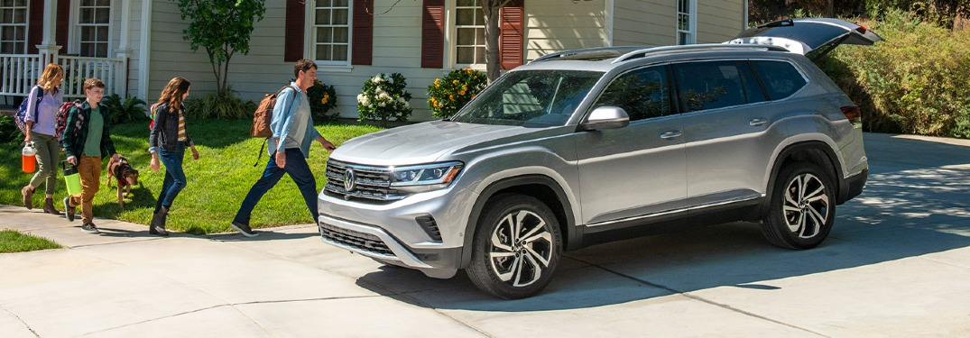 Does the 2021 VW Atlas have remote start?