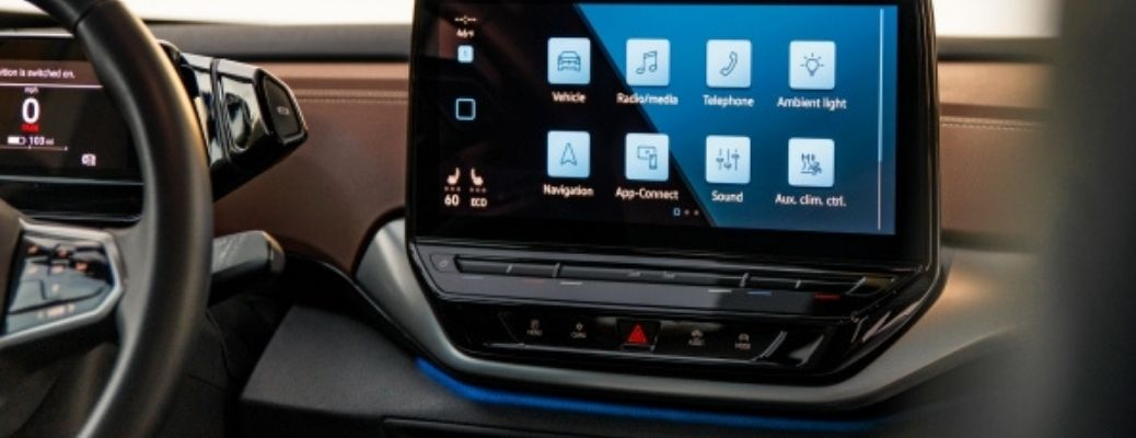 Volkswagen Interior Dashboard