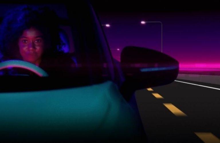 Volkswagen IQ.DRIVE Lane Keeping System