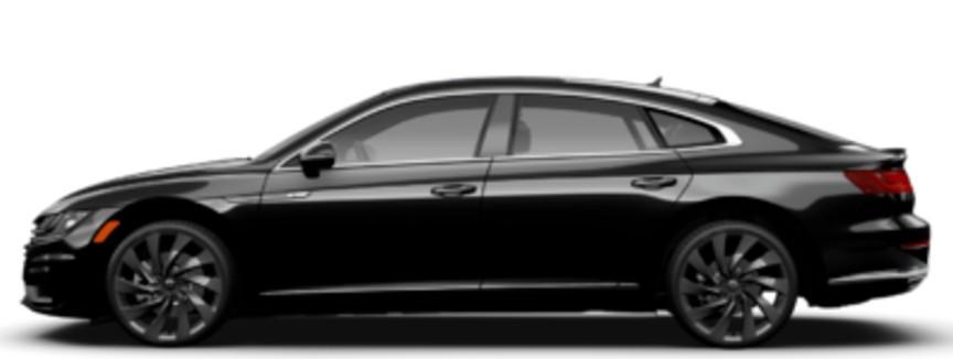 2021 Volkswagen Arteon Deep Black Pearl