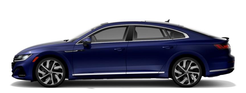 2021 Volkswagen Arteon Lapiz Blue Metallic
