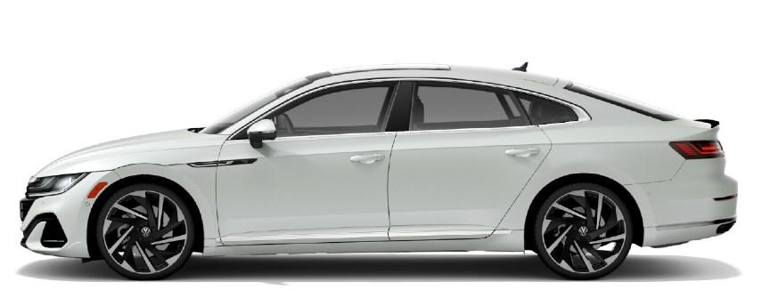 2021 Volkswagen Arteon Oryx White