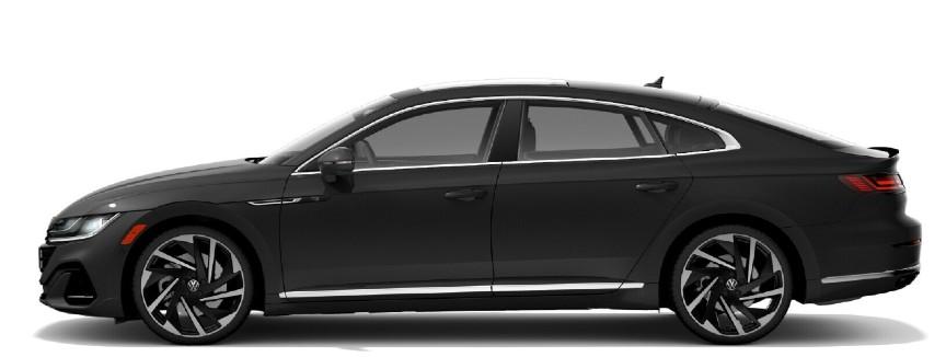 2021 Volkswagen Arteon Urano Gray