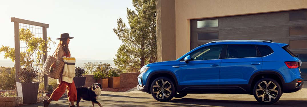 How Much Storage Space Does the 2022 Volkswagen Taos Have?