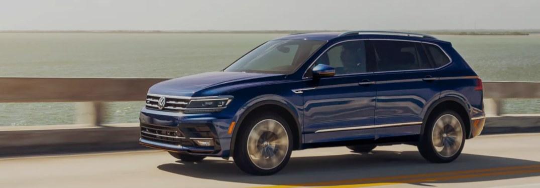 How Safe is the 2021 Volkswagen Tiguan?