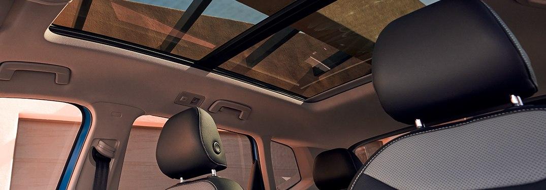 2022 Volkswagen Taos Passenger Space Measurements