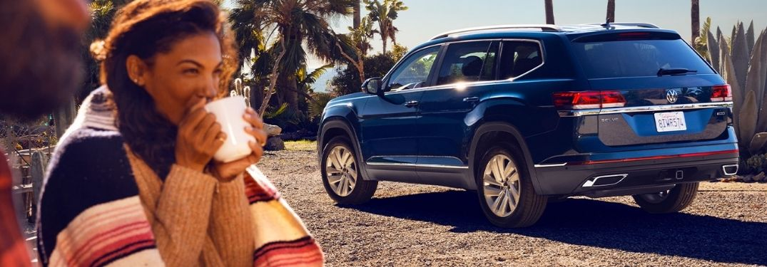 Check Out the Technology Features of the 2021 Volkswagen Atlas