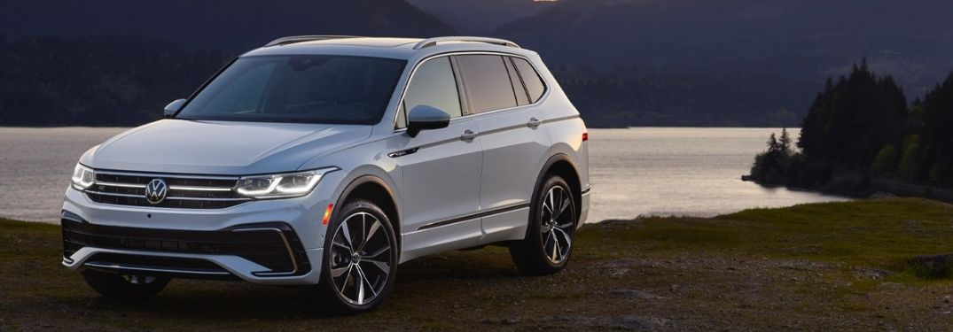Which Trim Levels are Available for the 2022 Volkswagen Tiguan?