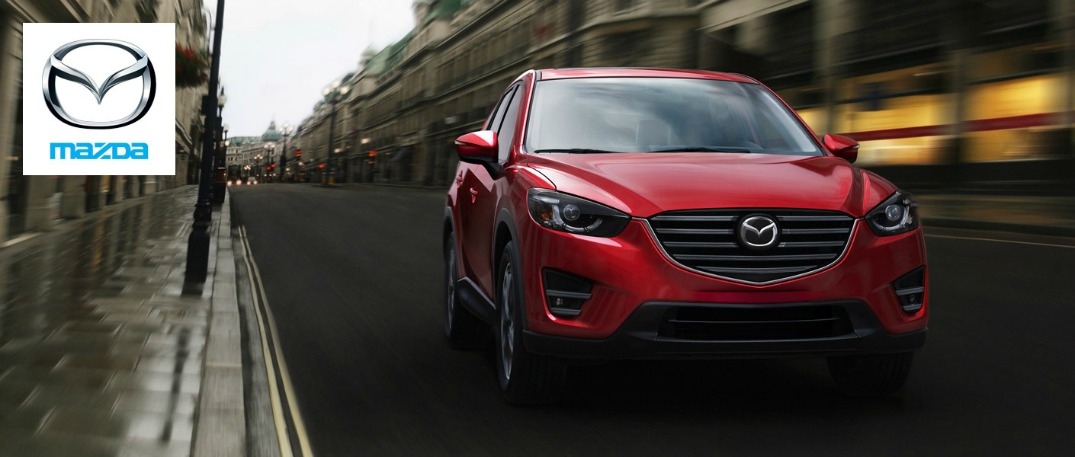 Features of the 2016 Mazda CX-5 in Hickory NC