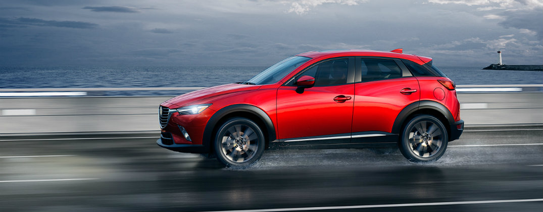 How is the 2016 Mazda CX-3 So Efficient?