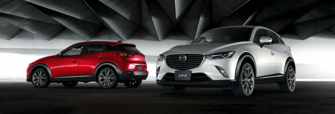 2017 Mazda CX-3 New Features and Options