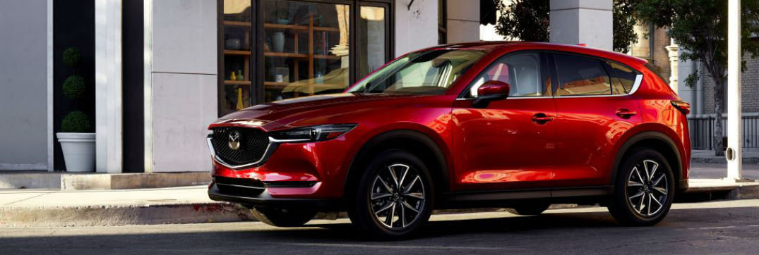 2017 Mazda CX-5 Details and Information