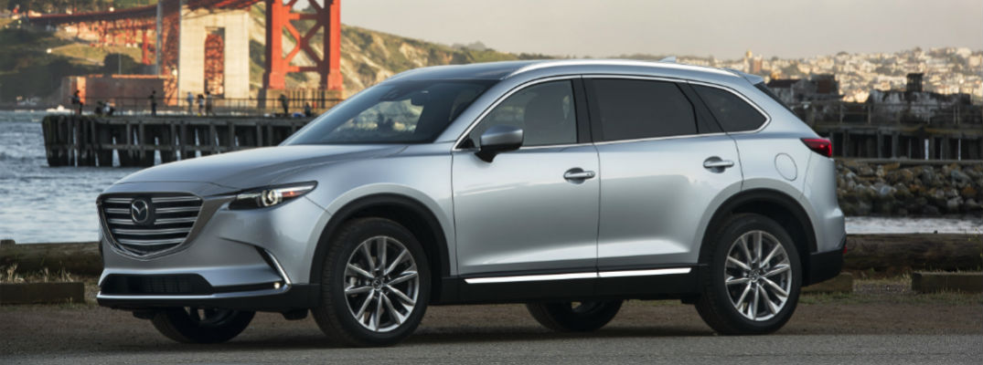 2017 Mazda CX-9 Luxury Features and Options