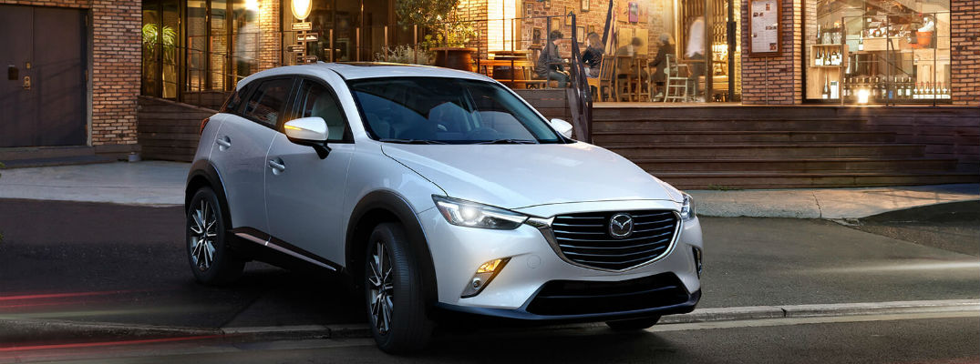 Versatility and capability provided by 2017 Mazda CX-3 impresses crossover SUV shoppers