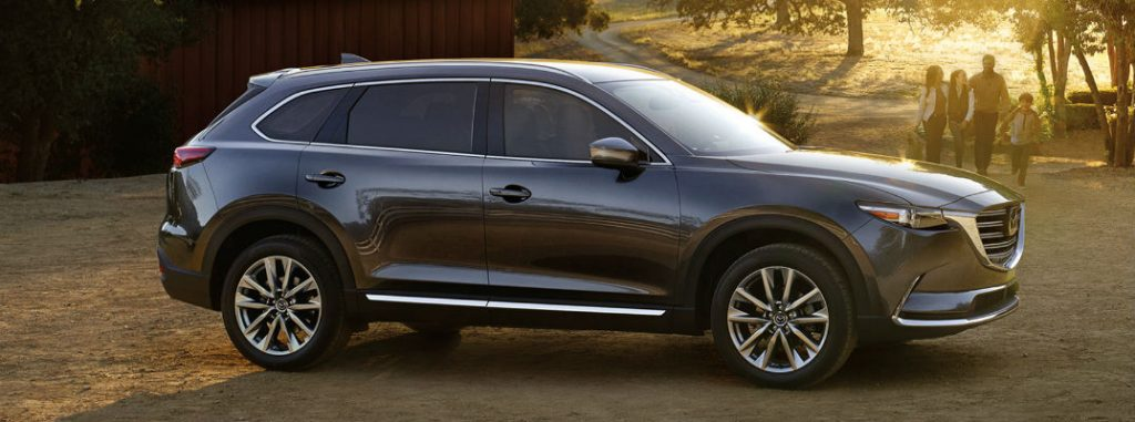 2017 mazda cx 9 technology features and comfort options. Black Bedroom Furniture Sets. Home Design Ideas