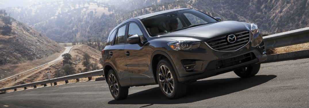 2017 Mazda CX-5 Named Best Mid-size Crossover for Families