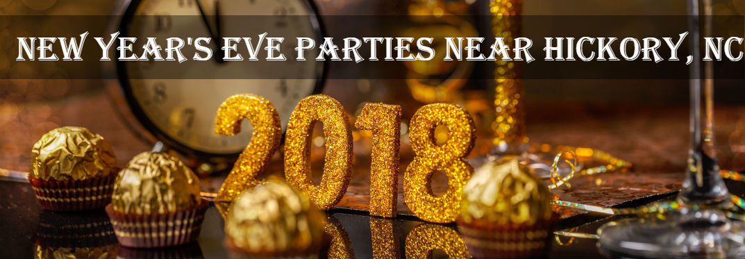 New Year's Eve events near Hickory, NC
