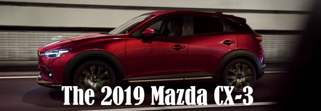 The Updated 2019 Mazda CX-3 at NYIAS 2018 | Hickory Mazda