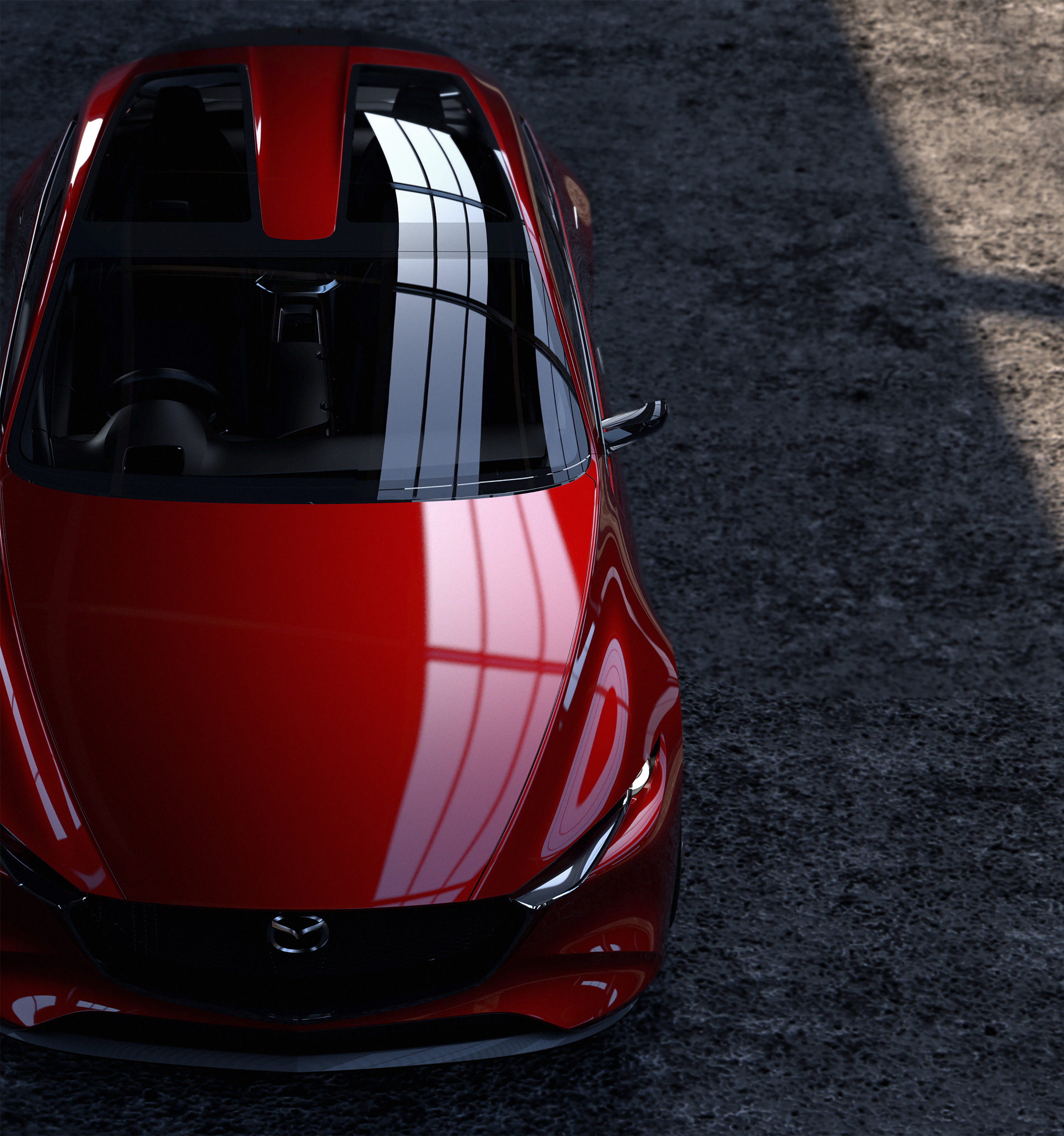 First Look At The Mazda Kai Concept Hickory Mazda