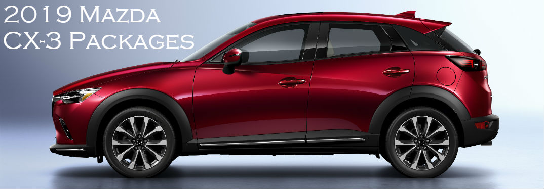Are you excited for the new 2019 Mazda CX-3?