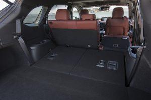 2018 Mazda CX-9 available cargo space