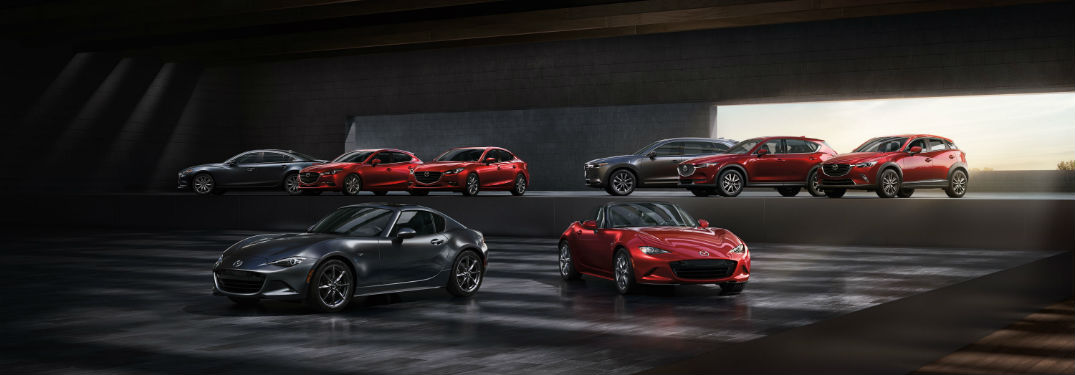 Every Mazda model delivers industry-leading safety to drivers