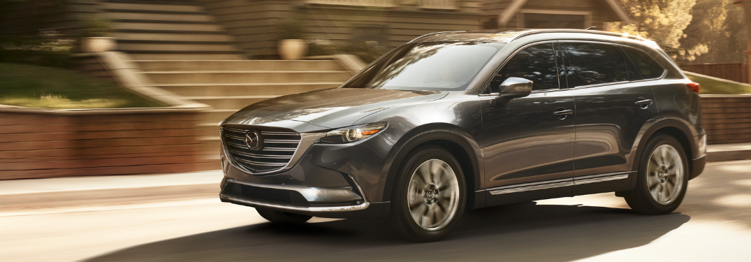 The 2019 Mazda CX 9 Is More Refined Than Ever!
