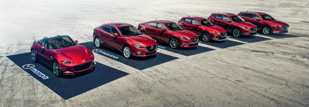 Mazda has some electrifying plans for the future