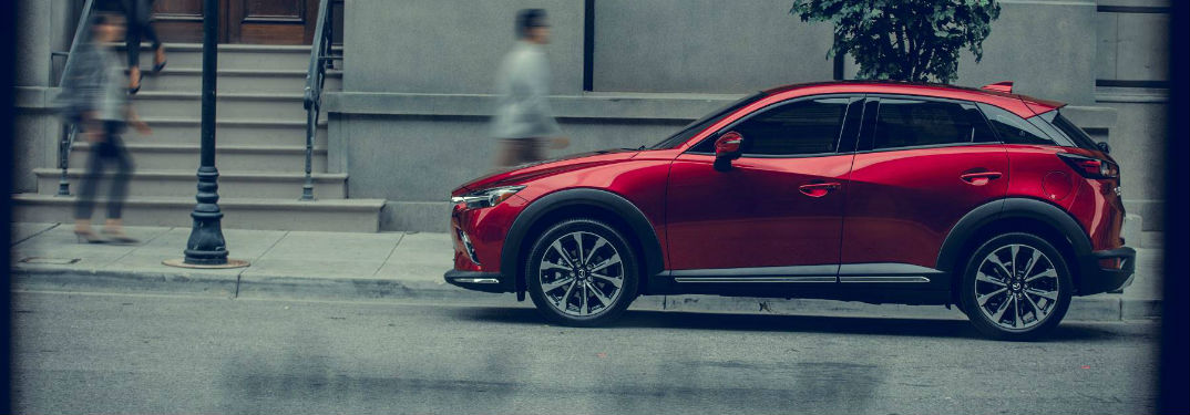 The new 2019 Mazda CX-3 looks just as good as it drives