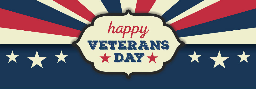 Let's come together to honor our nation's amazing veterans