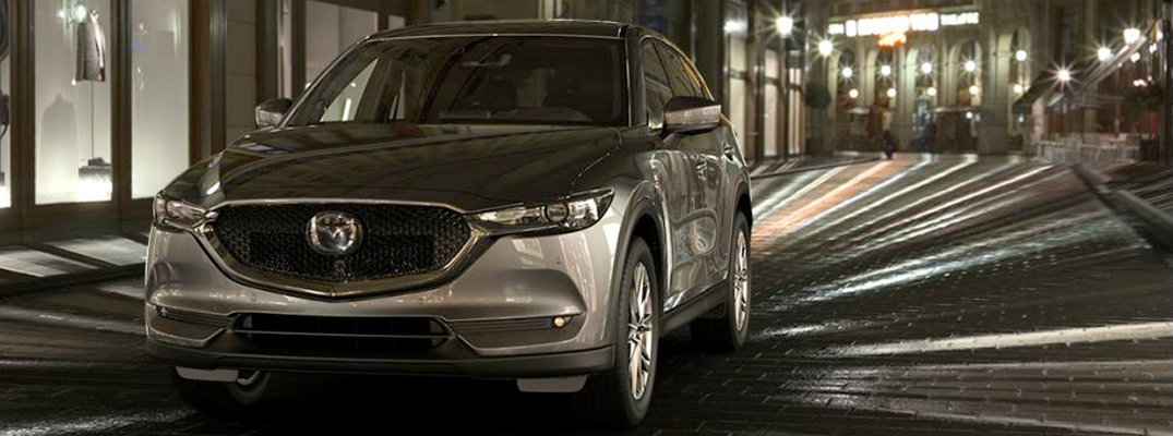 What are your color options for the 2019 Mazda CX-5?