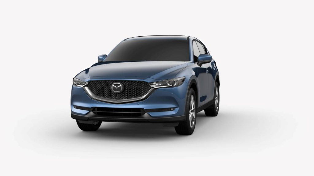 2019 Mazda CX-5 in Eternal Blue Mica