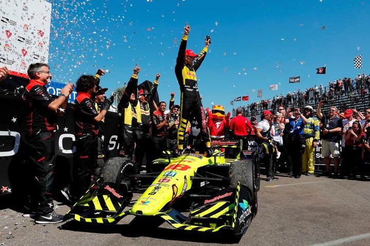 Firestone Grand Prix Winner