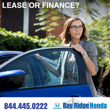 Honda Financing: Leasing vs. Buying
