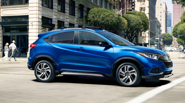 Brooklyn Honda 2019 HR-V