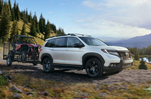 Start Planning Your Next Outdoor Adventure in the 2019 Honda Passport