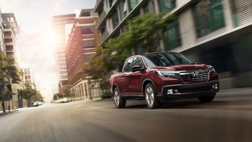 Rugged, Yet Sophisticated 2019 Honda Ridgeline