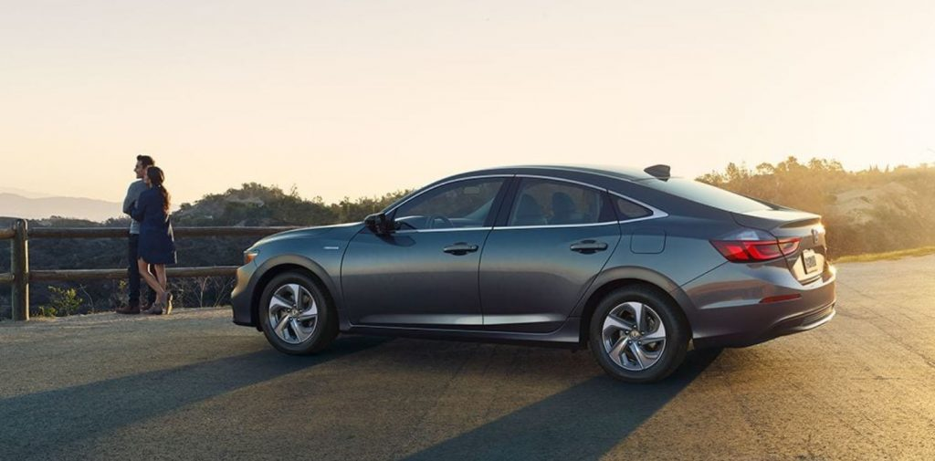 Quiet, Comfortable, and Well-Equipped: The Honda Insight