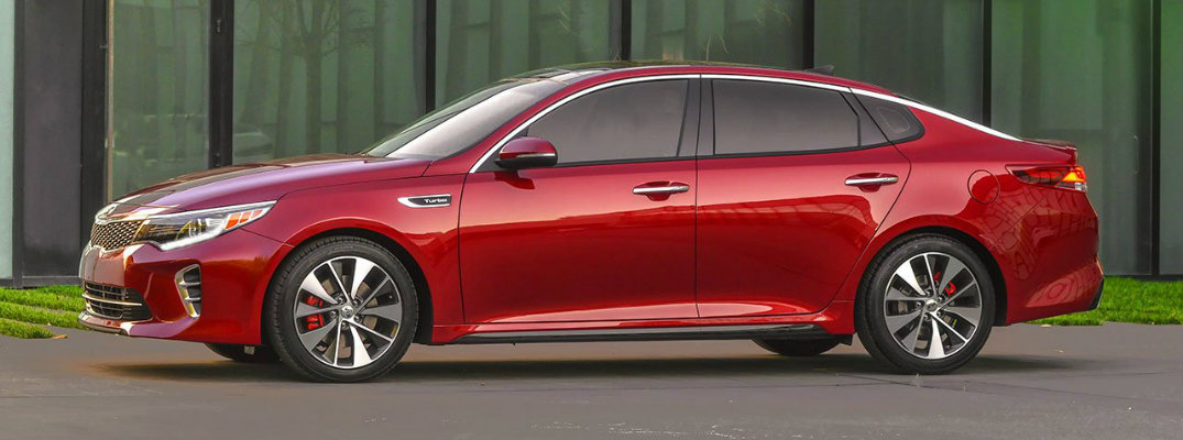 What Kia vehicles are 2016 IIHS Top Safety Picks