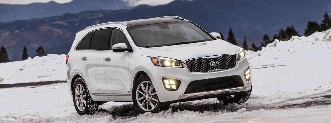 Looking for a Safe Vehicle? Try the Top Safety Pick Plus 2017 Kia Sorento