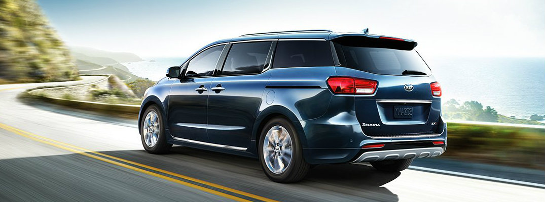 how safe is the 2017 kia sedona