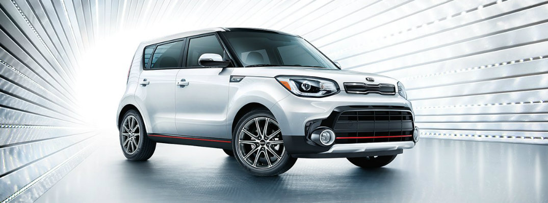 2017 Kia Soul Turbo Features and Changes
