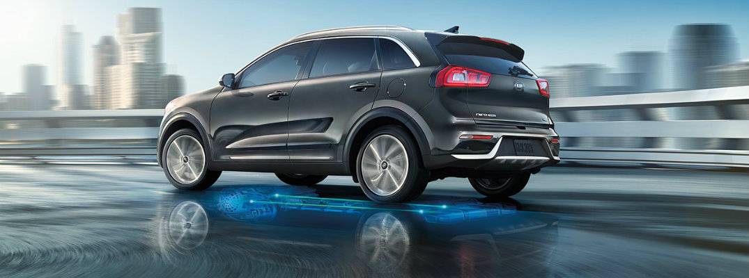 Does the Kia Niro have awd?