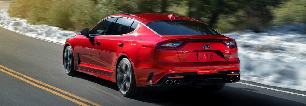 What Is The Top Speed And 0 60 Mph Time Of The 2018 Kia